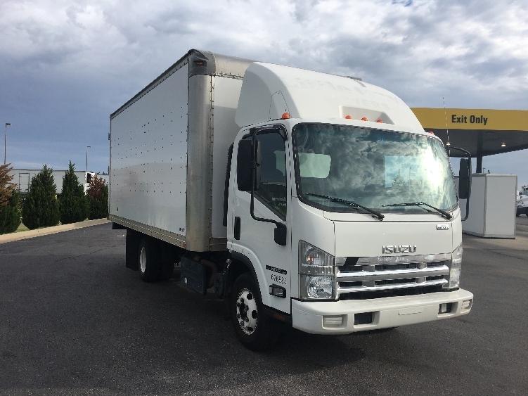 Medium Duty Box Truck-Light and Medium Duty Trucks-Isuzu-2012-NPR-OKLAHOMA CITY-OK-88,911 miles-$32,500