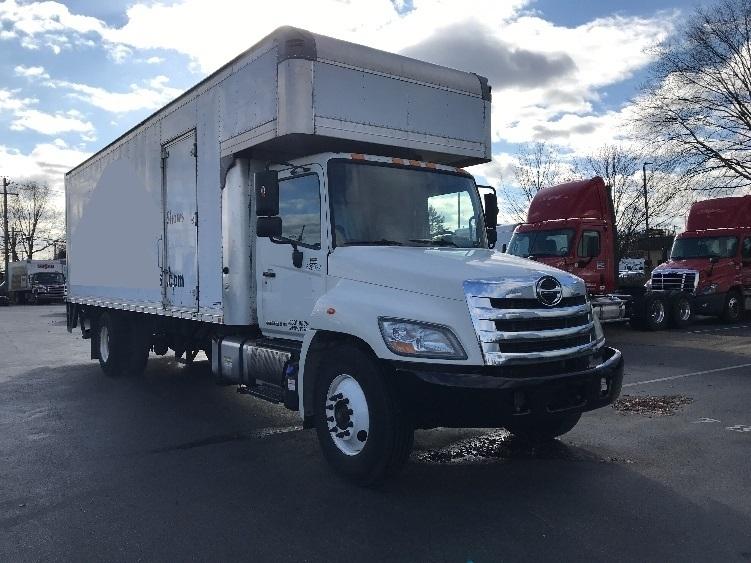 Medium Duty Box Truck-Light and Medium Duty Trucks-Hino-2012-268-NEW CASTLE-DE-146,935 miles-$40,750