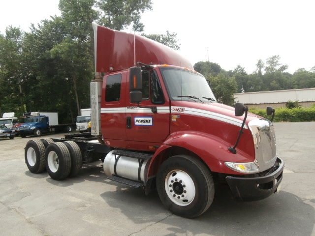 Day Cab Tractor-Heavy Duty Tractors-International-2012-8600-HARRISBURG-PA-193,291 miles-$46,750