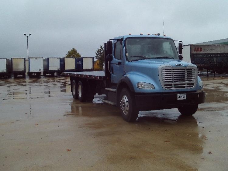 Medium Duty Box Truck-Light and Medium Duty Trucks-Freightliner-2012-M211264S-OLIVE BRANCH-MS-210,687 miles-$52,000
