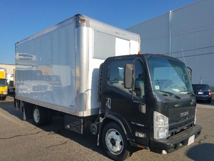 Medium Duty Box Truck-Light and Medium Duty Trucks-Isuzu-2012-NQR-MEDFORD-MA-45,517 miles-$30,500