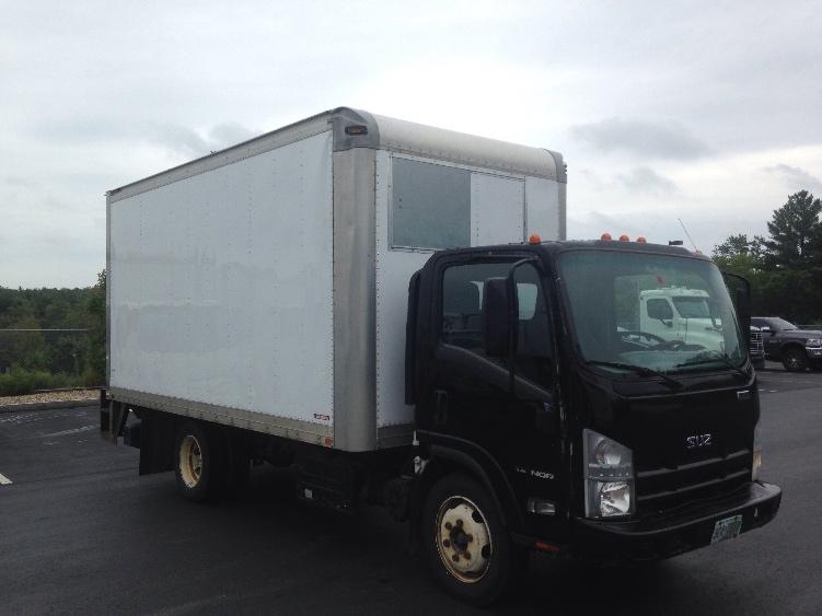Medium Duty Box Truck-Light and Medium Duty Trucks-Isuzu-2012-NQR-LONDONDERRY-NH-200,120 miles-$17,500