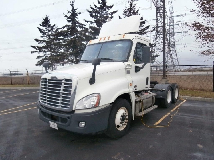 Day Cab Tractor-Heavy Duty Tractors-Freightliner-2012-Cascadia 12564ST-MISSISSAUGA-ON-414,978 km-$54,750