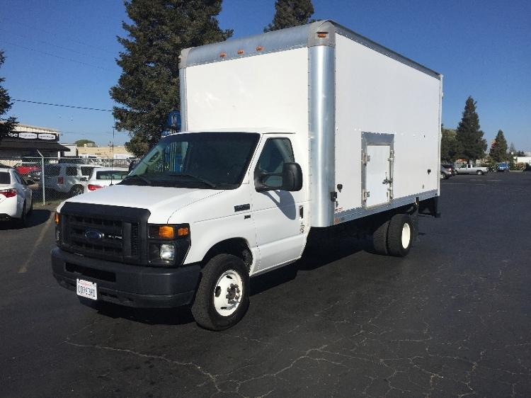 Light Duty Box Truck-Light and Medium Duty Trucks-Ford-2012-E450-WEST SACRAMENTO-CA-65,915 miles-$23,500