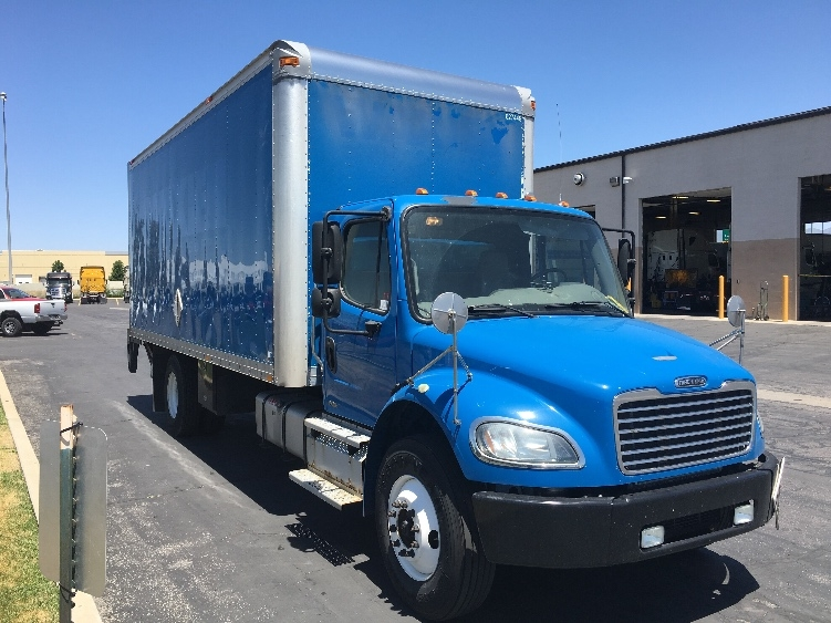 Medium Duty Box Truck-Light and Medium Duty Trucks-Freightliner-2012-M2-WEST VALLEY CITY-UT-238,353 miles-$30,750