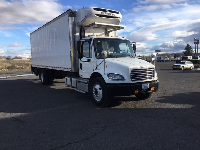 Reefer Truck-Light and Medium Duty Trucks-Freightliner-2012-M2-YAKIMA-WA-172,530 miles-$37,750