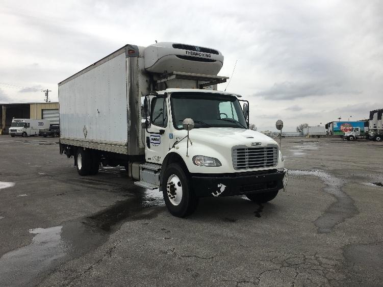 Reefer Truck-Light and Medium Duty Trucks-Freightliner-2012-M2-ERLANGER-KY-427,795 miles-$18,500