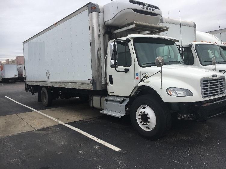 Reefer Truck-Light and Medium Duty Trucks-Freightliner-2012-M2-ERLANGER-KY-334,655 miles-$10,000
