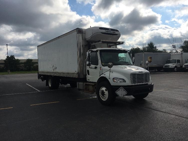 Reefer Truck-Light and Medium Duty Trucks-Freightliner-2012-M2-CINCINNATI-OH-372,200 miles-$23,250