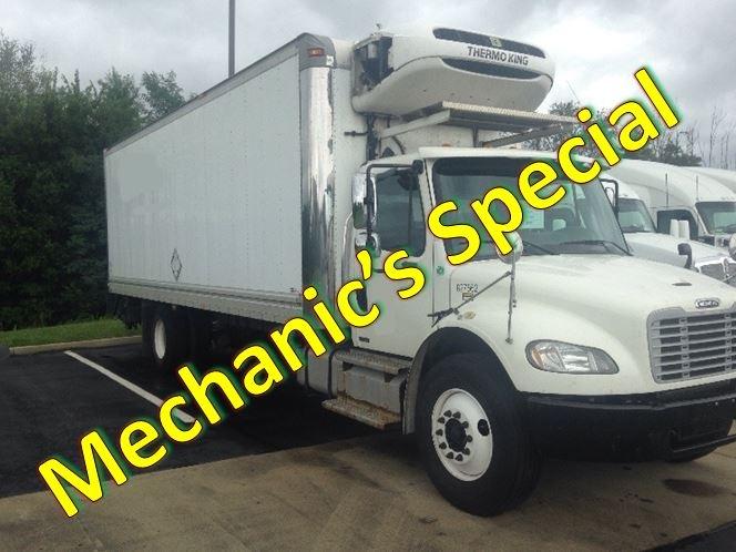 Reefer Truck-Specialized Equipment-Freightliner-2012-M2-CINCINNATI-OH-318,753 miles-$12,000