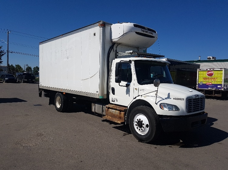 Reefer Truck-Light and Medium Duty Trucks-Freightliner-2012-M2-CALGARY-AB-345,299 km-$44,000
