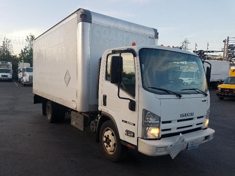Medium Duty Box Truck-Light and Medium Duty Trucks-Isuzu-2012-NRR-KENT-WA-123,813 miles-$32,750