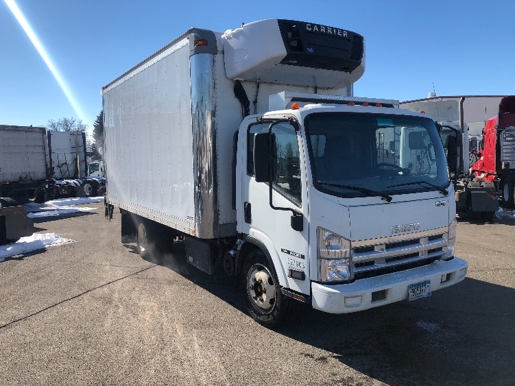 Reefer Truck-Light and Medium Duty Trucks-Isuzu-2012-NQR-BROOKLYN PARK-MN-75,229 miles-$37,000