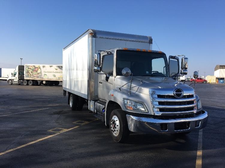 Medium Duty Box Truck-Light and Medium Duty Trucks-Hino-2012-258LP-TULSA-OK-232,599 miles-$29,750