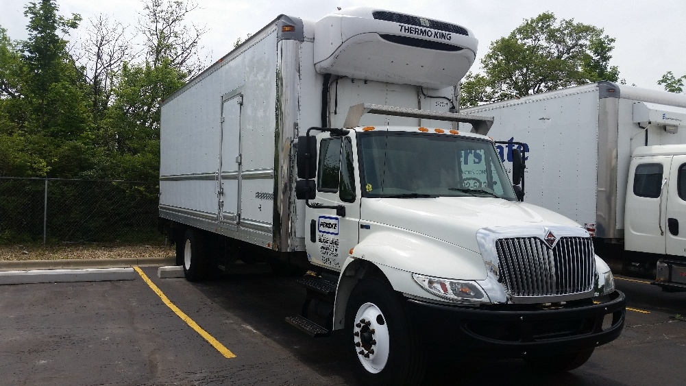 Reefer Truck-Light and Medium Duty Trucks-International-2012-4300-OBETZ-OH-118,237 miles-$41,000