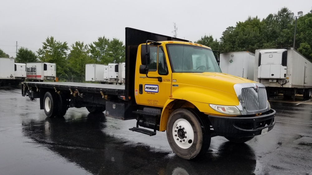 Flatbed Truck-Light and Medium Duty Trucks-International-2012-4300-CAPITOL HEIGHTS-MD-166,298 miles-$24,500