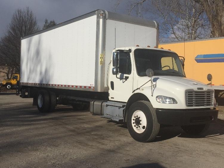 Medium Duty Box Truck-Light and Medium Duty Trucks-Freightliner-2012-M2-CARLISLE-PA-356,242 miles-$27,250