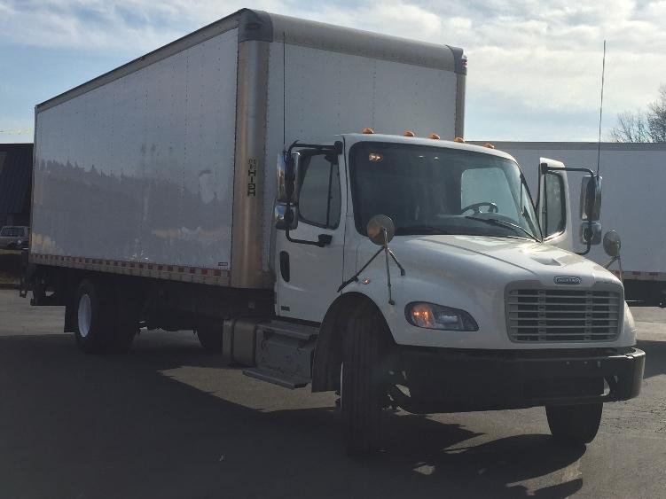 Medium Duty Box Truck-Light and Medium Duty Trucks-Freightliner-2012-M2-CARLISLE-PA-379,959 miles-$27,250