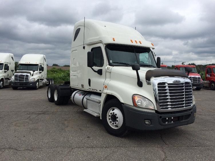 Sleeper Tractor-Heavy Duty Tractors-Freightliner-2012-Cascadia 12564ST-WARREN-MI-661,823 miles-$16,000