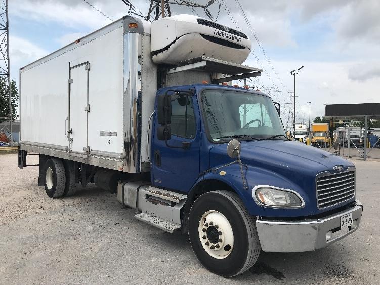 Reefer Truck-Light and Medium Duty Trucks-Freightliner-2012-M2-HOUSTON-TX-271,516 miles-$25,000