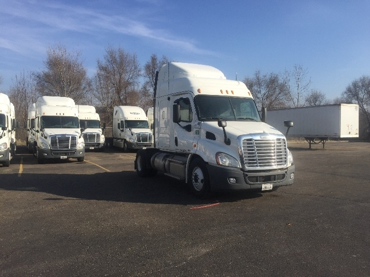 Sleeper Tractor-Heavy Duty Tractors-Freightliner-2012-Cascadia 11342ST-MIDDLEFIELD-OH-490,054 miles-$40,750