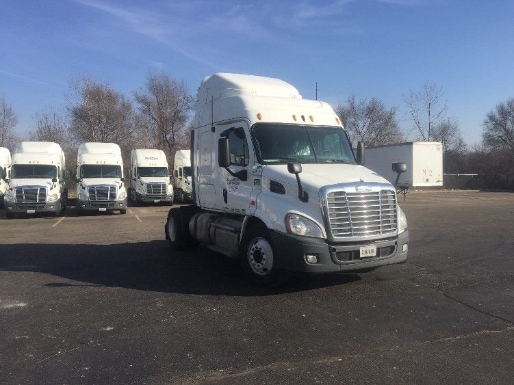 Sleeper Tractor-Heavy Duty Tractors-Freightliner-2012-Cascadia 11342ST-MIDDLEFIELD-OH-517,623 miles-$38,750