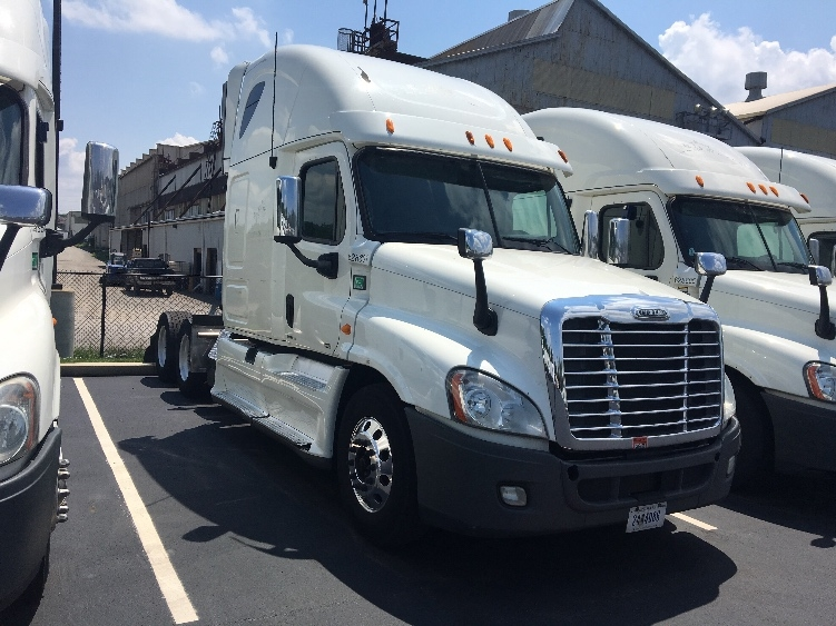 Sleeper Tractor-Heavy Duty Tractors-Freightliner-2012-Cascadia 12564ST-DOTHAN-AL-719,237 miles-$27,500