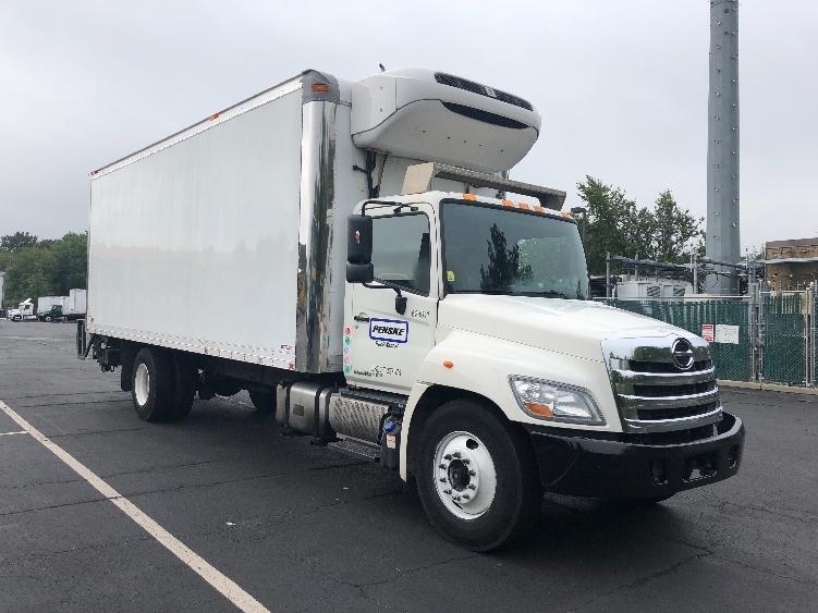 Reefer Truck-Light and Medium Duty Trucks-Hino-2012-338-NORTH BERGEN-NJ-163,973 miles-$31,250
