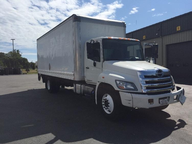 Medium Duty Box Truck-Light and Medium Duty Trucks-Hino-2013-338-SCARBOROUGH-ME-233,258 miles-$28,500