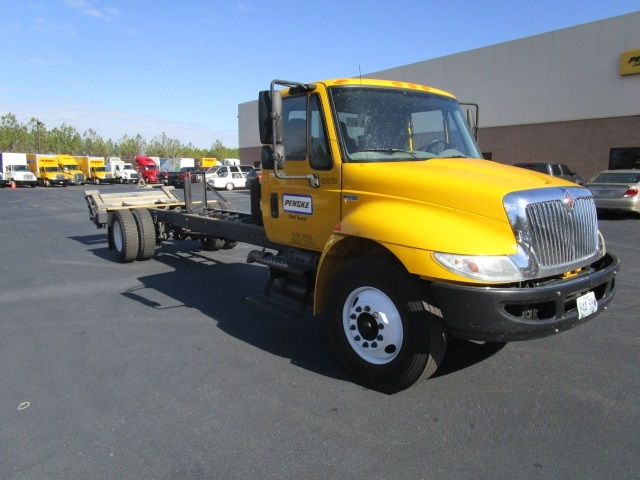 Cab and Chassis Truck-Light and Medium Duty Trucks-International-2012-4300-CONYERS-GA-187,770 miles-$22,500