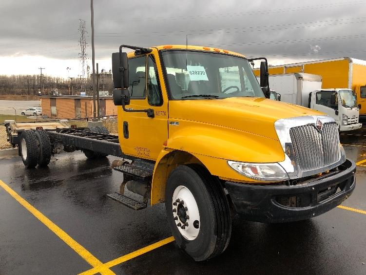 Medium Duty Box Truck-Light and Medium Duty Trucks-International-2012-4300-MILWAUKEE-WI-149,094 miles-$29,250