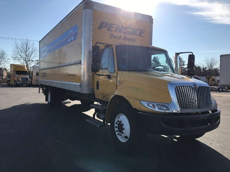 Medium Duty Box Truck-Light and Medium Duty Trucks-International-2012-4300-NEW CASTLE-DE-128,798 miles-$23,000