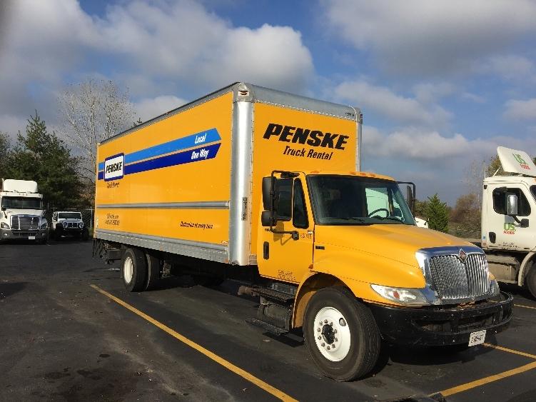 Medium Duty Box Truck-Light and Medium Duty Trucks-International-2012-4300-LENEXA-KS-167,172 miles-$29,000