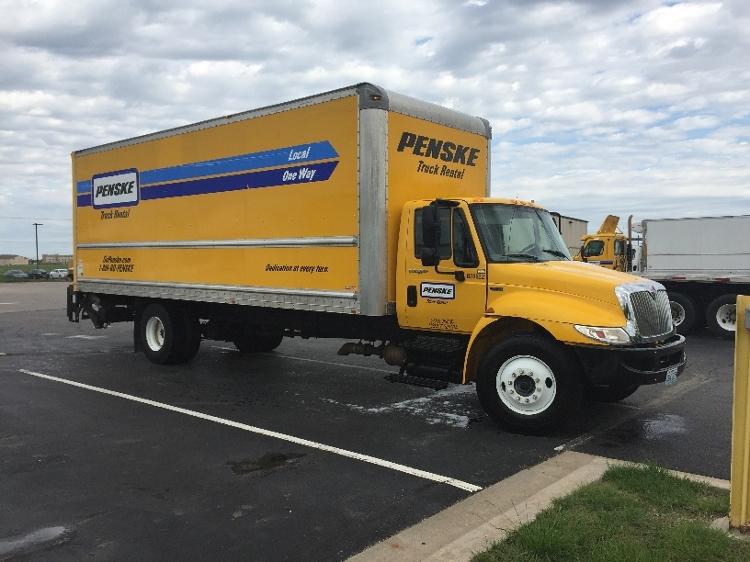 Medium Duty Box Truck-Light and Medium Duty Trucks-International-2012-4300-DENVER-CO-176,617 miles-$26,750