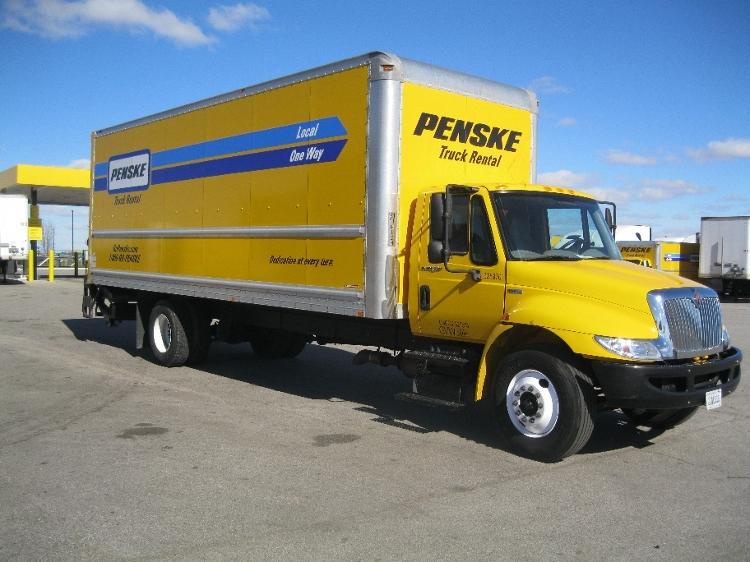 Medium Duty Box Truck-Light and Medium Duty Trucks-International-2012-4300-DES MOINES-IA-179,074 miles-$27,750