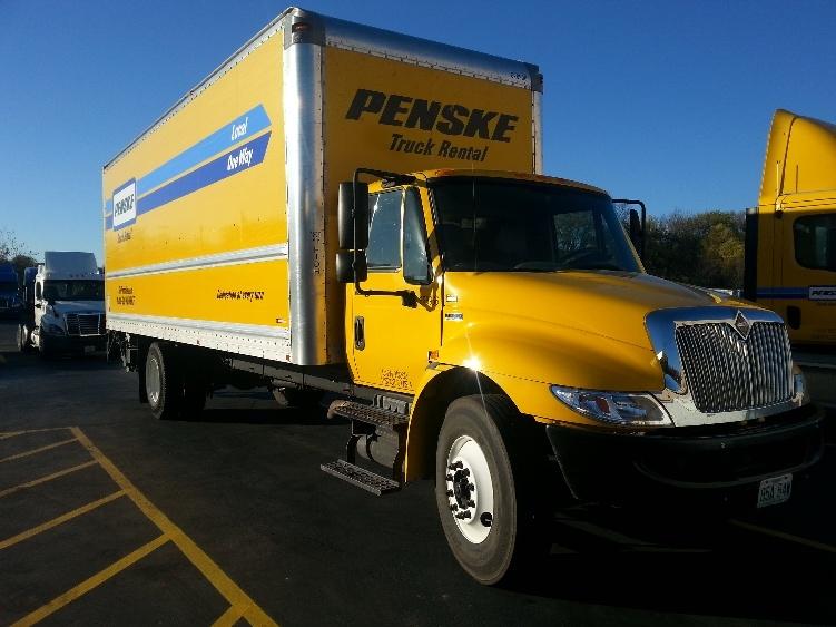 Medium Duty Box Truck-Light and Medium Duty Trucks-International-2012-4300-LENEXA-KS-154,156 miles-$28,250