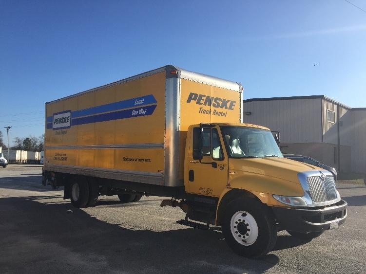 Medium Duty Box Truck-Light and Medium Duty Trucks-International-2012-4300-GARDEN CITY-GA-150,174 miles-$22,750