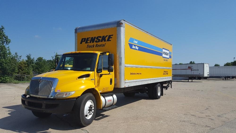 Medium Duty Box Truck-Light and Medium Duty Trucks-International-2012-4300-HAMMOND-LA-158,307 miles-$25,250