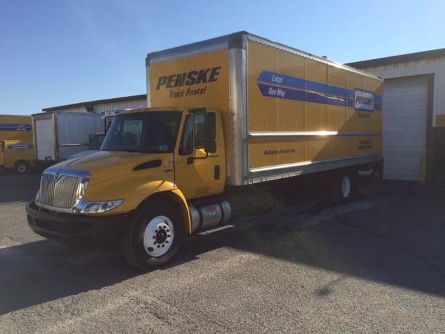 Medium Duty Box Truck-Light and Medium Duty Trucks-International-2012-4300-HAMMOND-LA-154,496 miles-$25,500