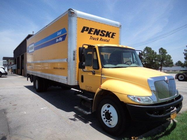 Medium Duty Box Truck-Light and Medium Duty Trucks-International-2012-4300-LITTLE ROCK-AR-150,755 miles-$30,500