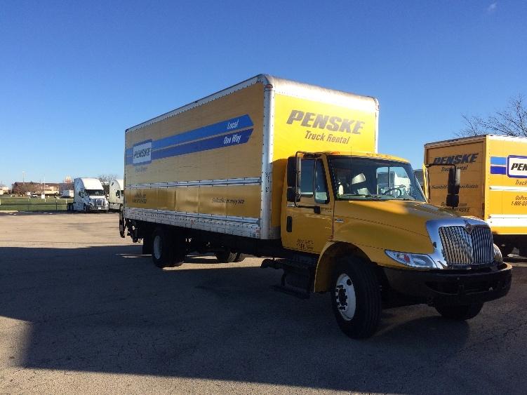 Medium Duty Box Truck-Light and Medium Duty Trucks-International-2012-4300M7-ROMEOVILLE-IL-142,791 miles-$28,750