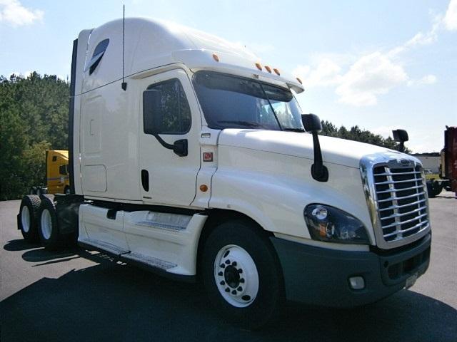 Sleeper Tractor-Heavy Duty Tractors-Freightliner-2012-Cascadia 12564ST-ALABASTER-AL-430,424 miles-$42,500