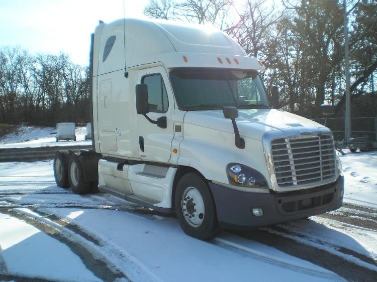 Sleeper Tractor-Heavy Duty Tractors-Freightliner-2012-Cascadia 12564ST-ST CLOUD-MN-472,352 miles-$36,750