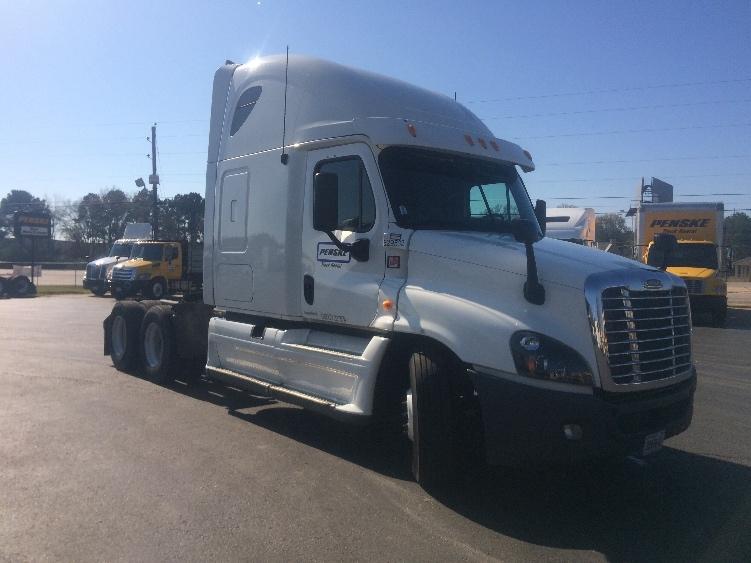 Sleeper Tractor-Heavy Duty Tractors-Freightliner-2012-Cascadia 12564ST-DENVER-CO-513,960 miles-$44,500