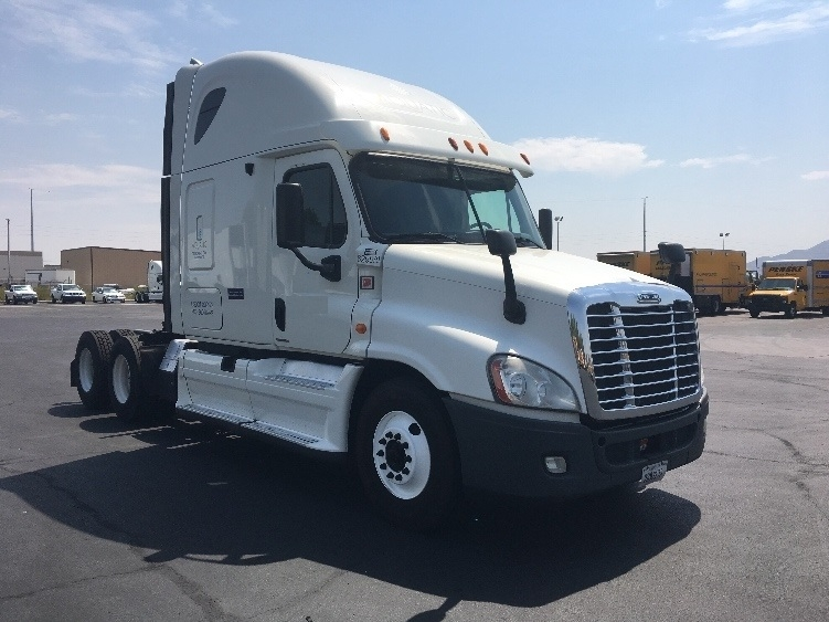 Sleeper Tractor-Heavy Duty Tractors-Freightliner-2012-Cascadia 12564ST-LAS VEGAS-NV-575,546 miles-$42,500