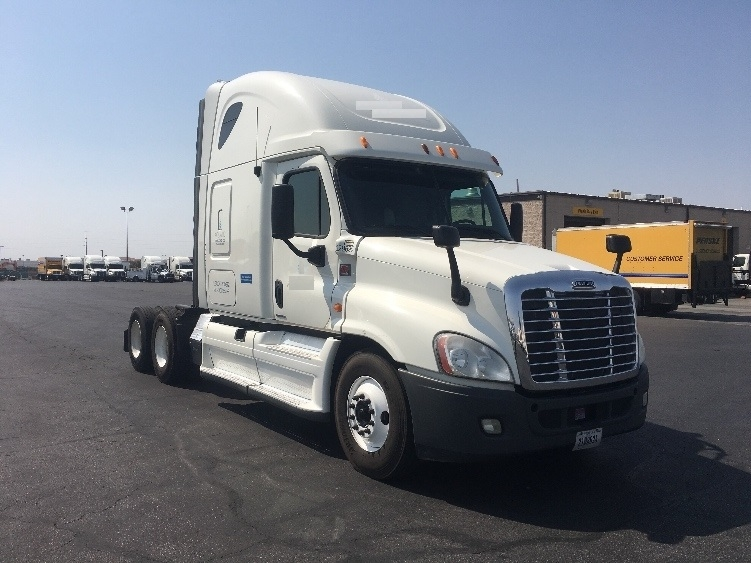 Sleeper Tractor-Heavy Duty Tractors-Freightliner-2012-Cascadia 12564ST-LAS VEGAS-NV-548,638 miles-$43,750