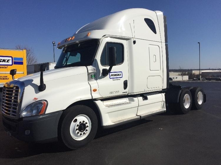 Sleeper Tractor-Heavy Duty Tractors-Freightliner-2012-Cascadia 12564ST-SPRINGFIELD-MO-456,525 miles-$38,500