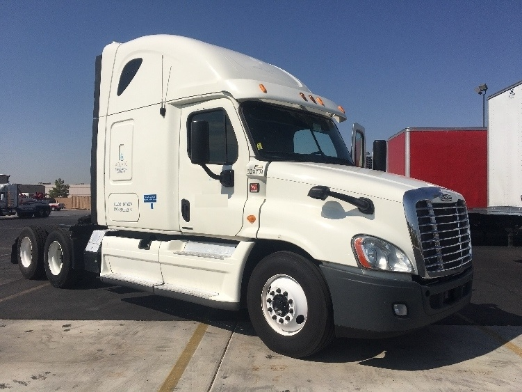 Sleeper Tractor-Heavy Duty Tractors-Freightliner-2012-Cascadia 12564ST-LAS VEGAS-NV-534,320 miles-$44,250
