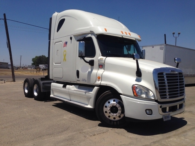 Sleeper Tractor-Heavy Duty Tractors-Freightliner-2012-Cascadia 12564ST-ALBUQUERQUE-NM-435,748 miles-$40,500