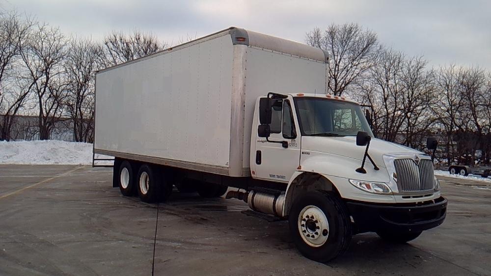 Medium Duty Box Truck-Light and Medium Duty Trucks-International-2012-4400-GOSHEN-IN-142,592 miles-$36,750